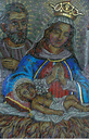 Holy Family detail
